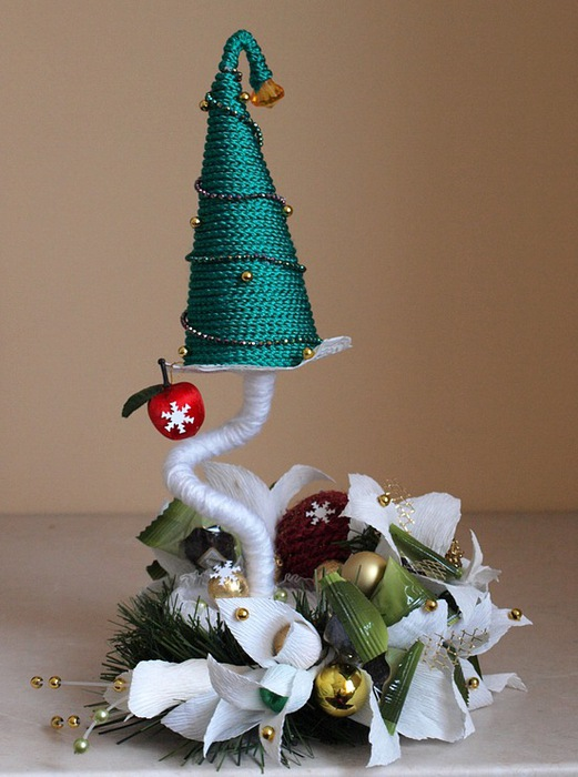 Make Christmas Decorations For The Tree