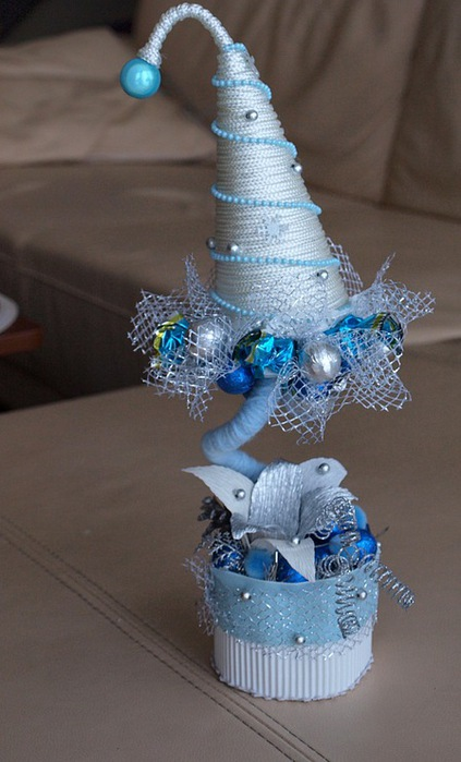 DIY Christmas Topiary Trees The Perfect Decor Or