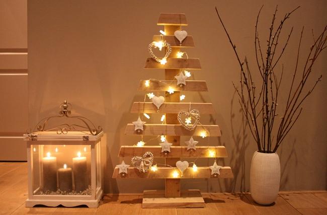 Small Faux Christmas Tree