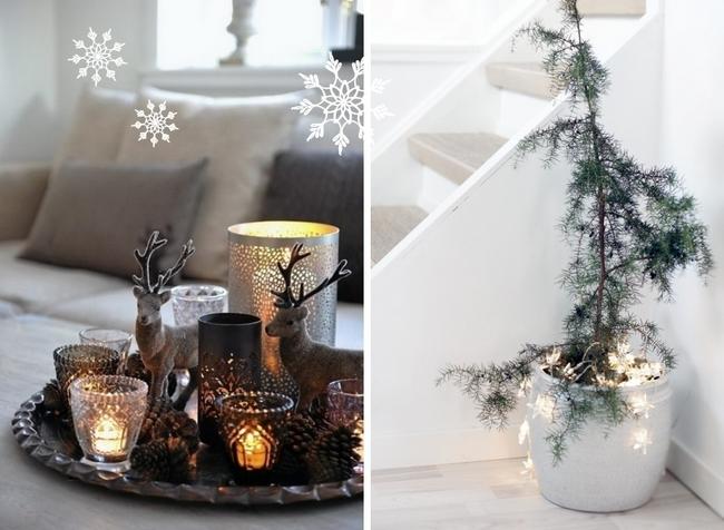 23 Lastminute DIY Christmas decorations