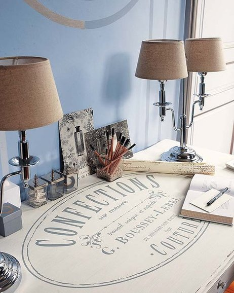 diy home office ideas desk own label give charakter decorations e