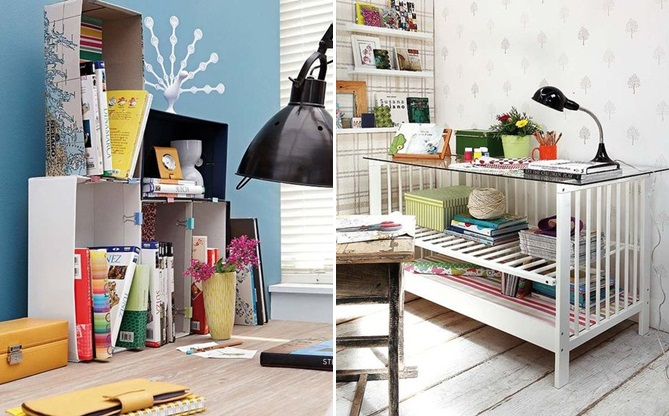 13 DIY Home Office Organization Ideas U2013 How To Declutter And Decorate