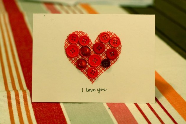 diy-valentines-day-cards-tutorials-ideas-red-buttons-love