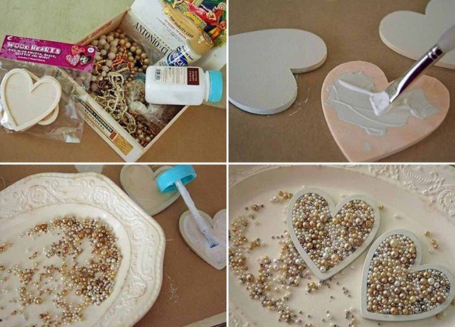 19 valentine 39 s day decorating ideas a romantic for Valentine decorations ideas home