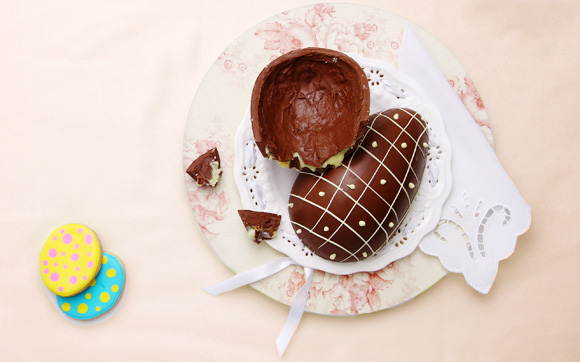 easter treat recipe chocolate dessert delicious food ideas