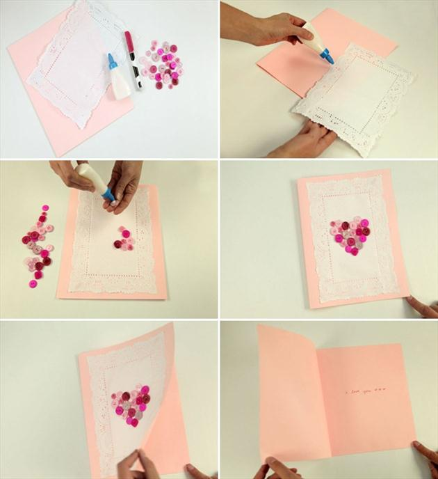 8 DIY Valentines Day Cards Tutorials for your special Valentine – Ideas for Valentine Day Cards