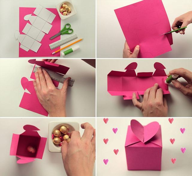 Homemade Valentine Gifts Cute Wrapping Ideas And Small