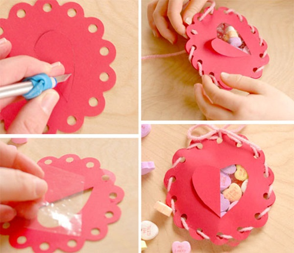 Homemade valentine gifts cute wrapping ideas and small for Valentine day present ideas