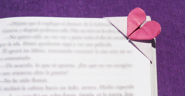 homemade valentines day gifts her bookmark origami heart