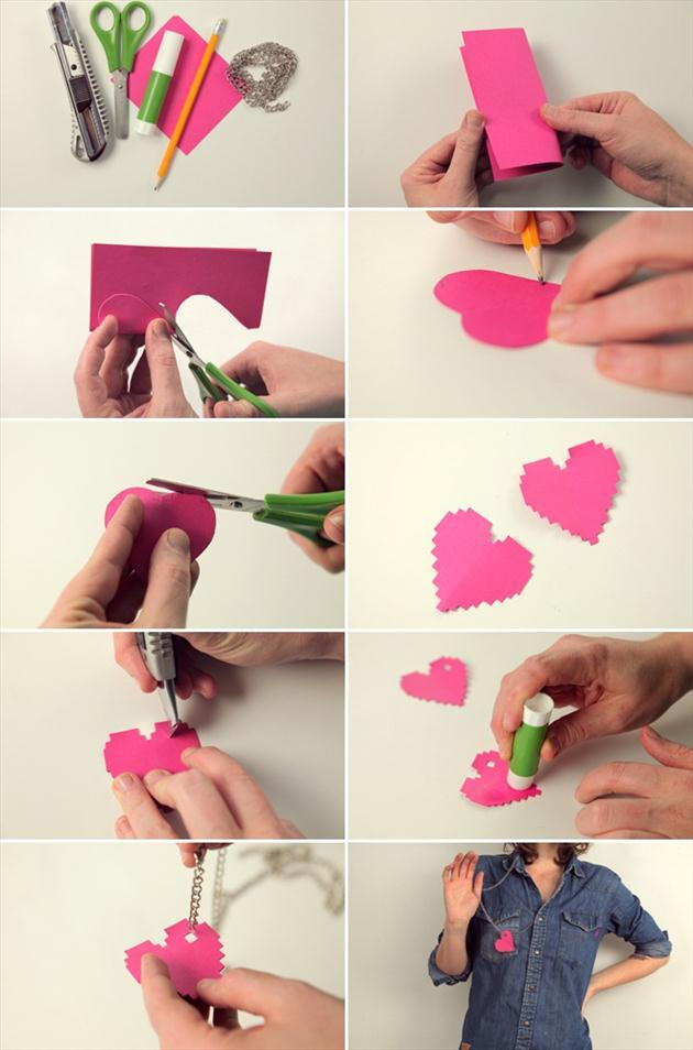 Homemade valentine s day gifts for her 9 ideas for your for Cute small valentines day gifts