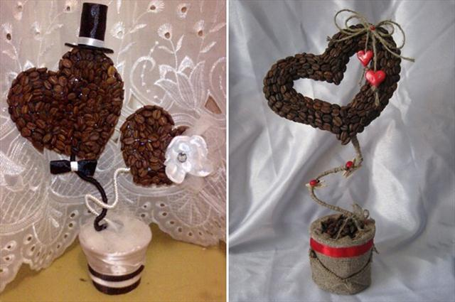 homemade valentines day ideas diy topiary trees heart shaped