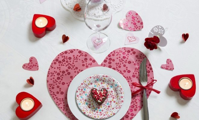 Valentine Table Decoration Ideas 50 amazing table decoration ideas for valentines day 10 Table Decoration Ideas For Valentines Day To Impress