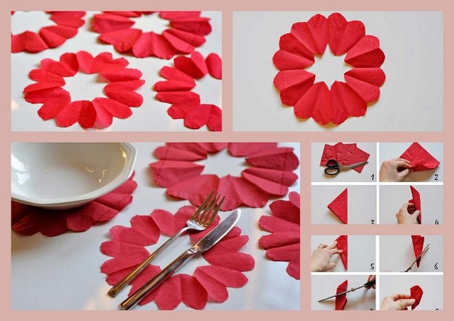 table-decoration-ideas-valentines-day-napkins-flowers-tutorial