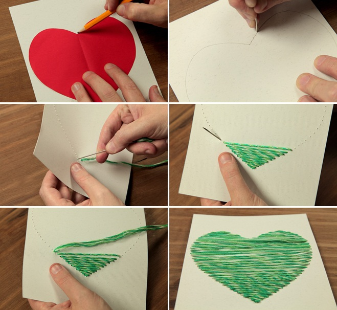 Valentines Day crafts for kids Easy ideas for sweet gifts and cards – Ideas for Valentine Day Cards