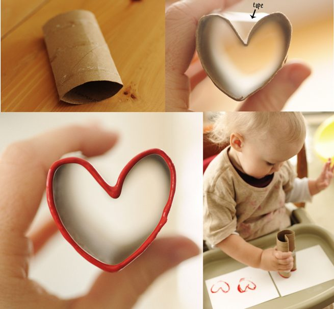 Valentines Day crafts for kids Easy ideas for sweet gifts and cards – Kids Valentine Cards to Make