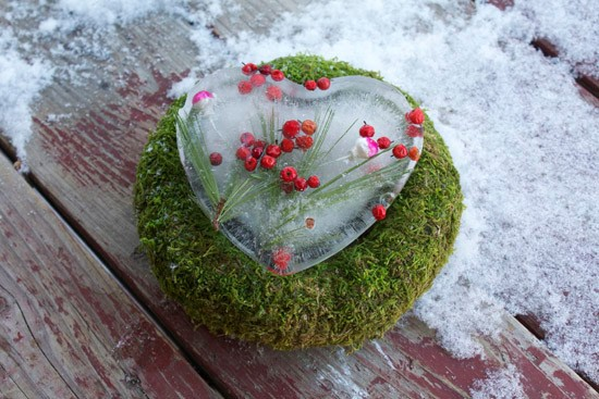 valentines day diy ideas home surprise moos iced heart berries