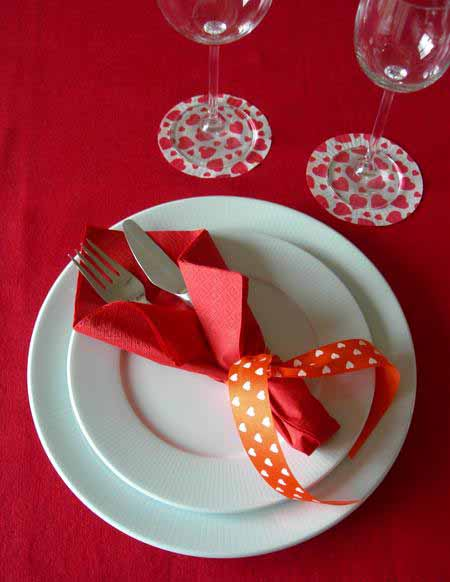 19 Valentine's Day decorating ideas - A romantic atmosphere at home