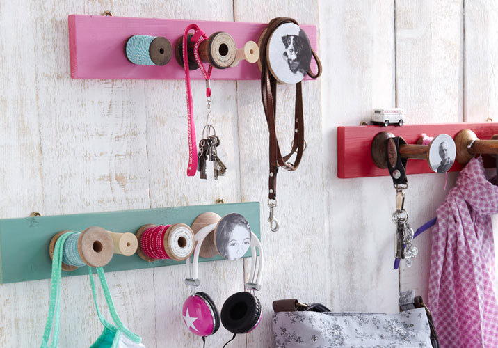 diy coat rack ideas hallway walls handmade project