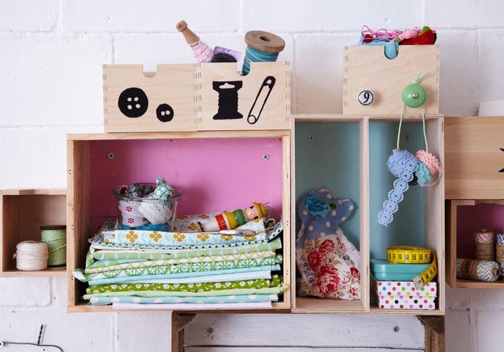 creative original furniture shelves diy wall storage ideas