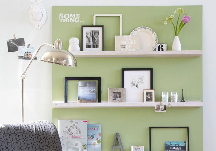 Photo Wall Diy Wall Storage Ideas Creative Mount Shelf
