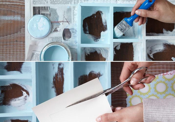 Diy Creative Wall Painting Ideas : Diy wall storage ideas easy and creative organizing