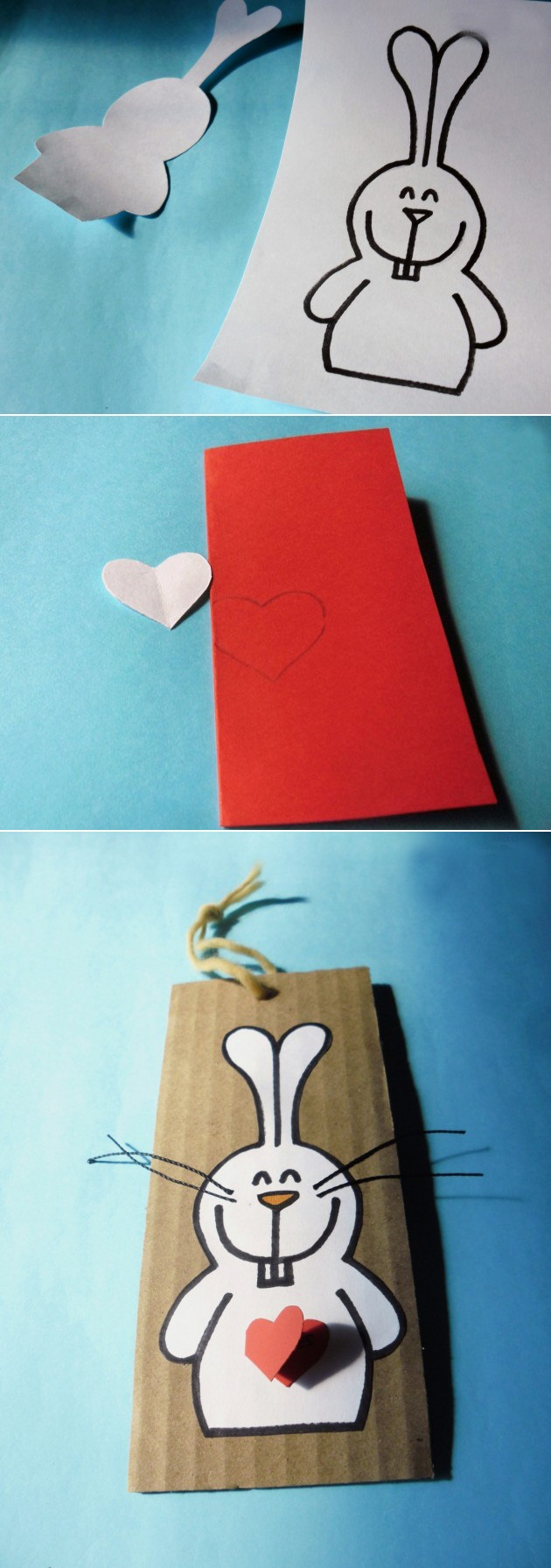 Easter craft ideas for kids to make 4 easy DIY Easter cards – Easter Cards for Kids to Make