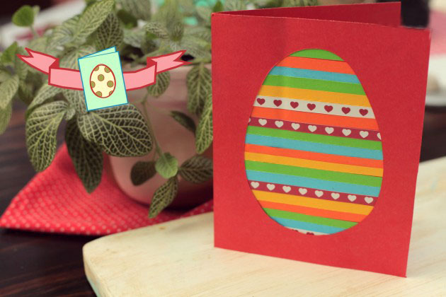 Easter craft ideas for kids to make 4 easy DIY Easter cards – Easy Easter Cards to Make