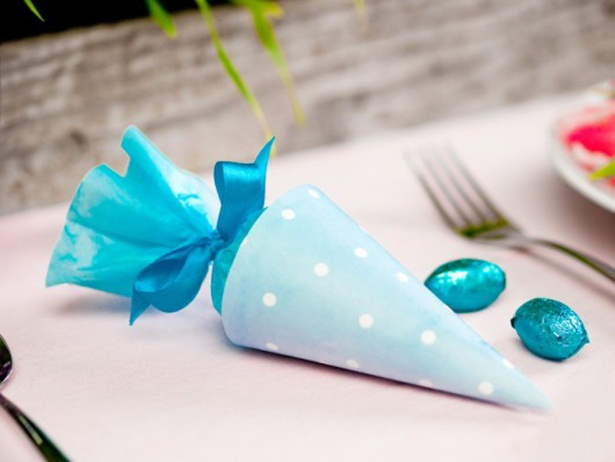 easter table decorations crafts homemade easter treat bags candy
