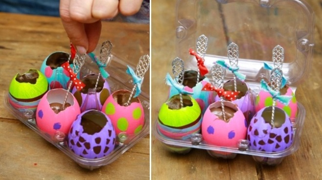 Homemade easter gift ideas 4 easy diy projects for kids - Easter basket craft ideas ...