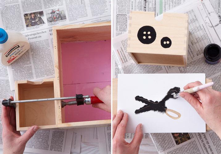 homemade knick knackery shelving ideas holders tutorial