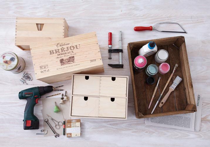 wall storage diy handmade furniture racks ideas