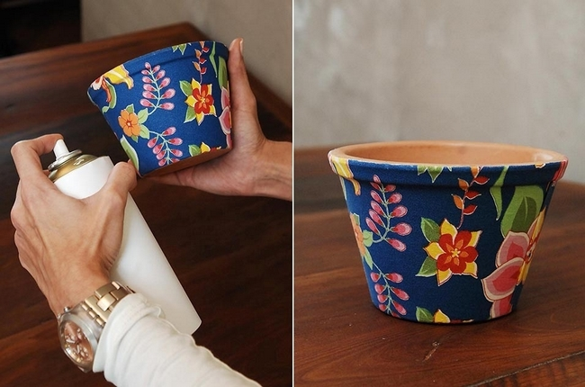 Decorating flower pots an easy and colorful diy idea for Diy flower pot designs