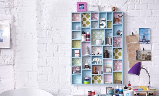 Diy Wall Storage Ideas 3 Easy And Creative Organizing