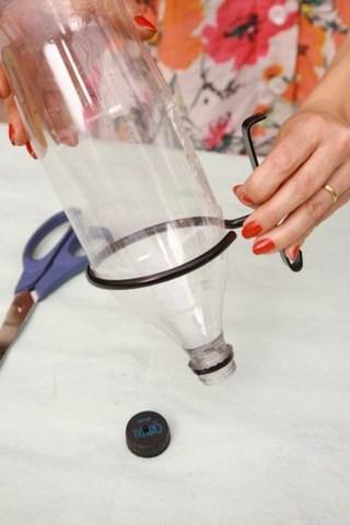 diy fun plastic bottle recycling succulent pot