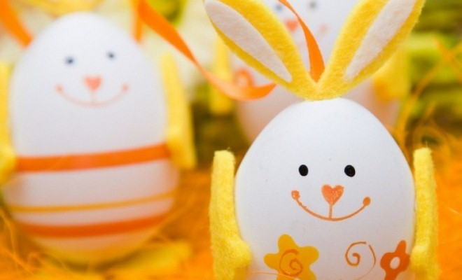 13 ideas how to decorate Easter eggs with various techniques