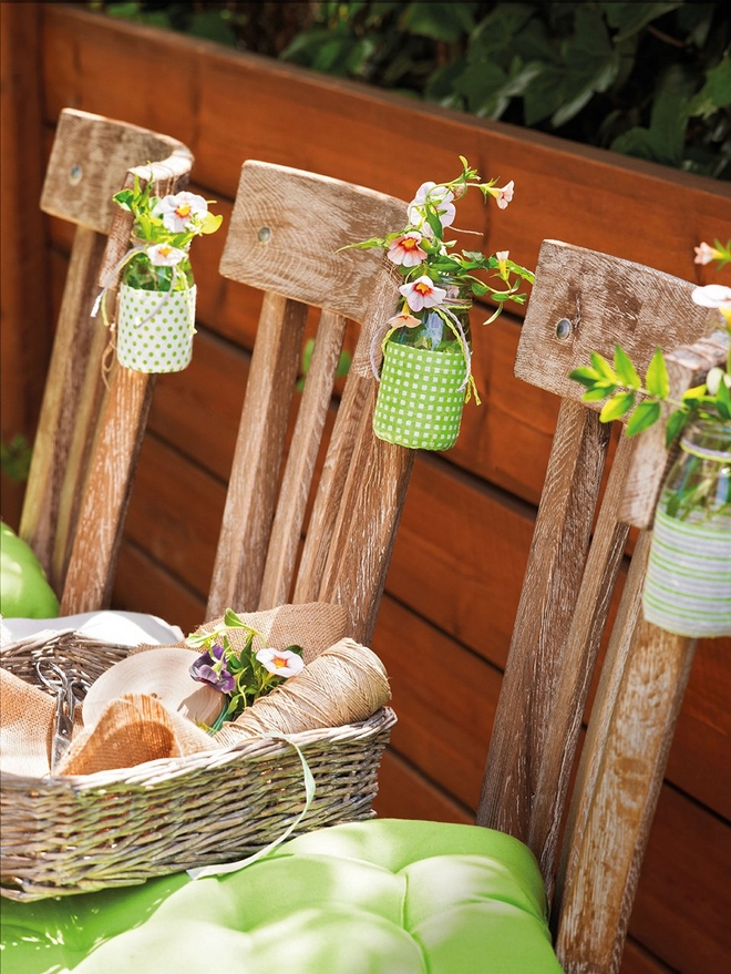 Diy Spring Decor: 17 DIY Spring Table Decorations And Blooming Centerpieces