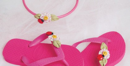 diy-flip-flop-ideas-kids-fuchsia-color-embellishments-flowers
