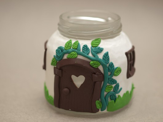 candle holders designs glass jar craft cute gift idea