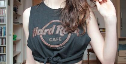 recycle-old-tshirt-crop-top-sexy-look