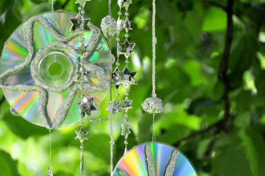 diy handmade garden wind bells wind chime craft project