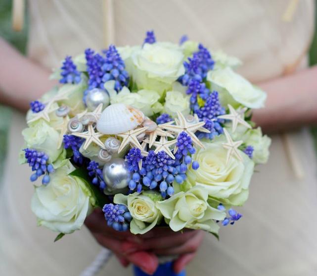 Wedding Bouquets Ideas: 20 Beach Wedding Bouquet Ideas