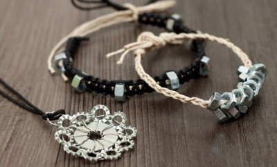 braided-hex-nut-bracelets-diy-handmade-gift-for-him