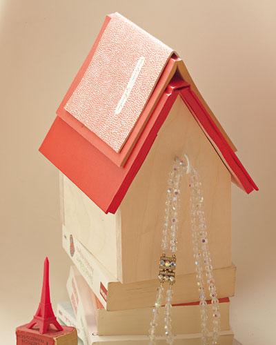 book holder cottage wood house home decor diy ideas