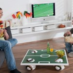 World Cup 2014 party – How to build a DIY football coffee table