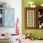 DIY kitchen cabinet ideas – 10 easy cabinet door makeovers