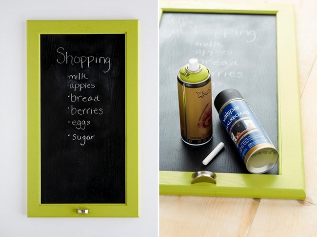 diy kitchen cabinet ideas makeover chalkboard paint