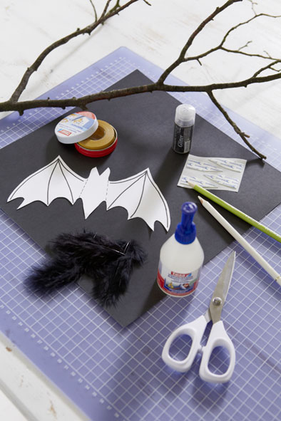 diy halloween decorations cheap materials easy craft idea