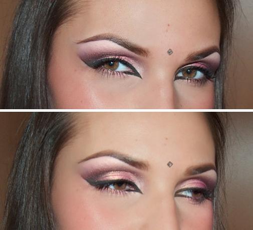 sexy makeup for halloween ideas tutorial orient princess