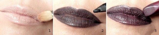 halloween makeup ideas women scary lips