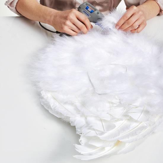 DIY Halloween Costumes For Kids A Tutorial Angel Wings